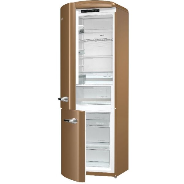 Gorenje - ONRK193CO-L - Kühl-Gefrierkombination - Royal Coffee - A+++ - NoFrostPlus